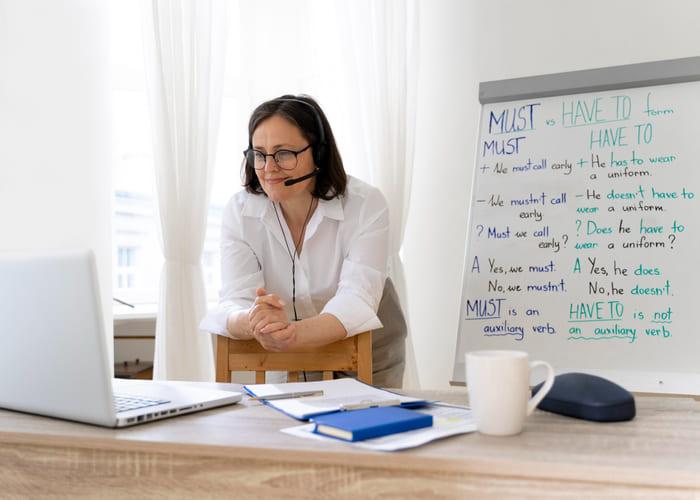 Giáo viên đào tạo Online